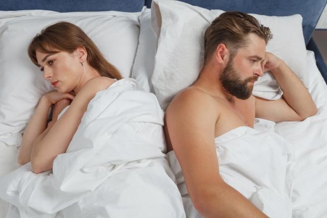 セックスレスが何ヶ月続けば、離婚事由になりますか